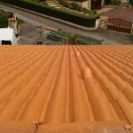Imperméabilisation d'une toiture béton aprés