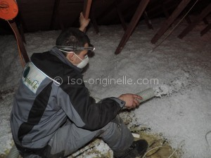 Isolation complément laine minérale 38