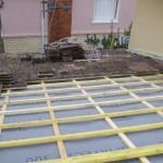 Ecran sous-toiture - Mise en place des liteaux